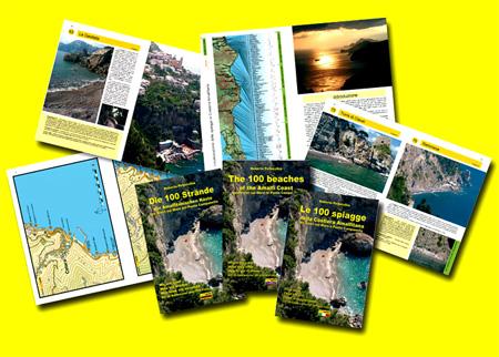 Cartina Costiera Amalfitana E Capri.Cart Guide Le Cartine E Le Guide Turistiche Della Costiera Amalfitana Salerno Sorrento E Capri